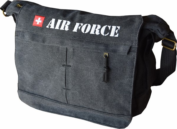 Photo de Air Force Tasche bestickt
