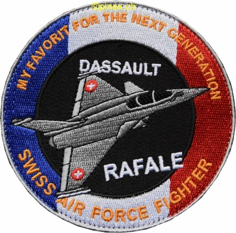 Picture of Dassault Rafale, for the next generation swiss air force fighter