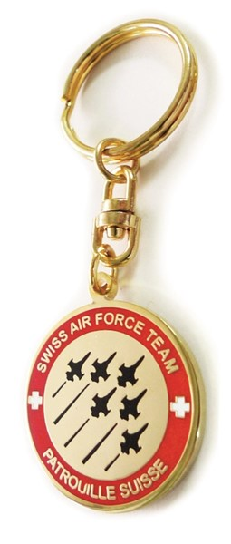 Picture of Patrouille Suisse Keychain