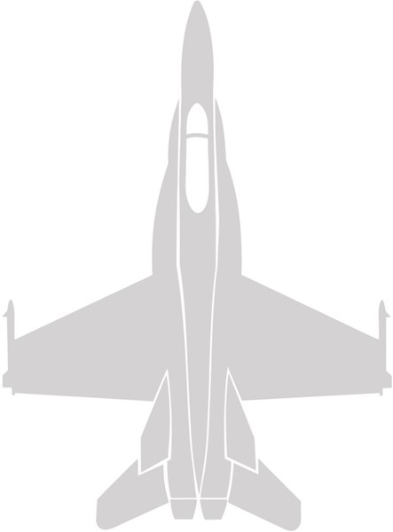 Picture of F/A-18 Hornet small
