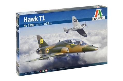 Picture of Hawk T1 Italeri Plastikbausatz mit Schweizer Decals 1:72