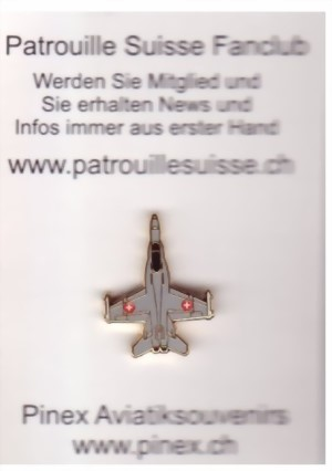 Photo de F/A-18 Hornet Pin small   17mm