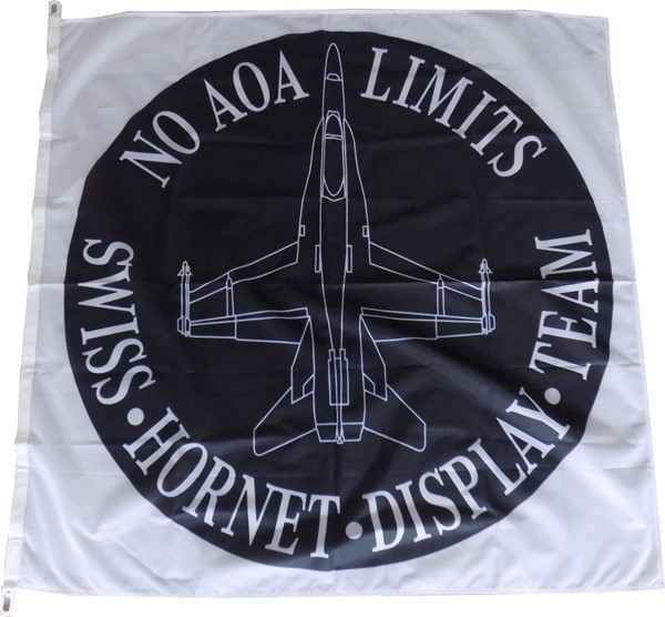 Picture of NO AOA solo Display Team Flagge